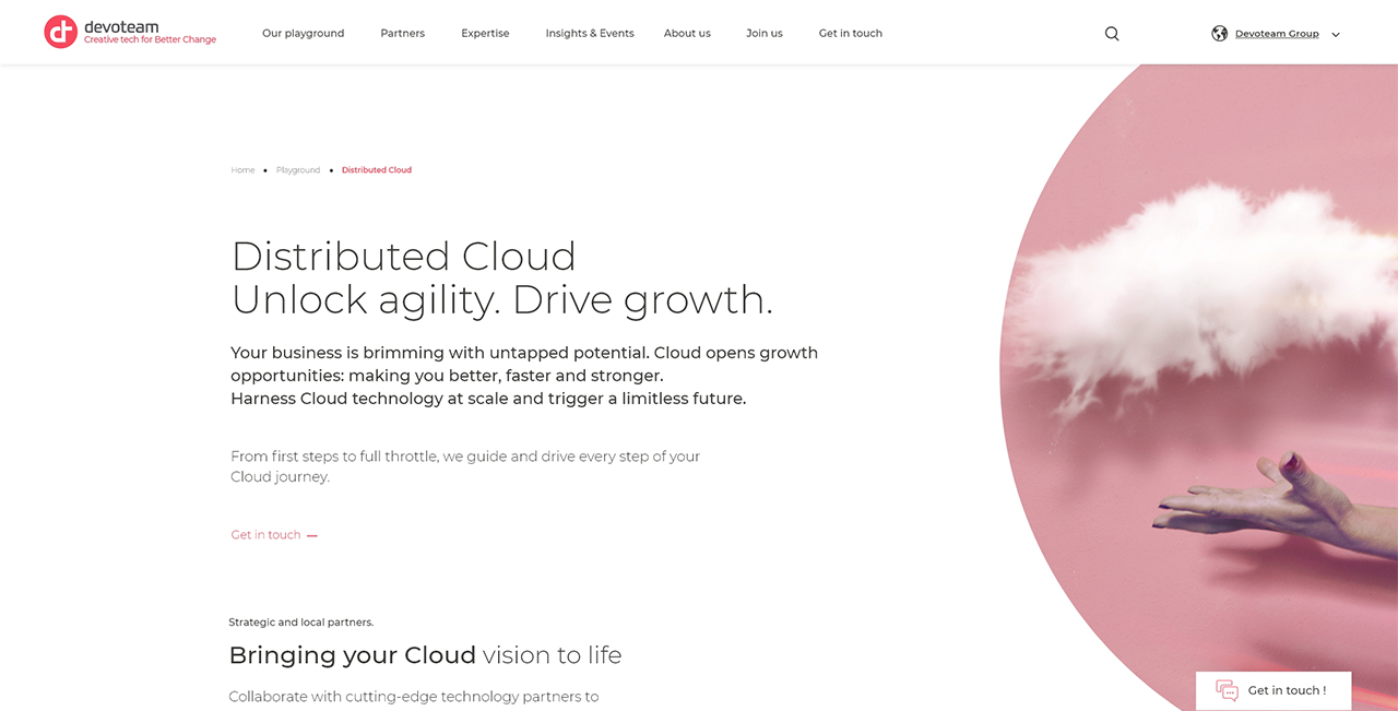 distributed-cloud