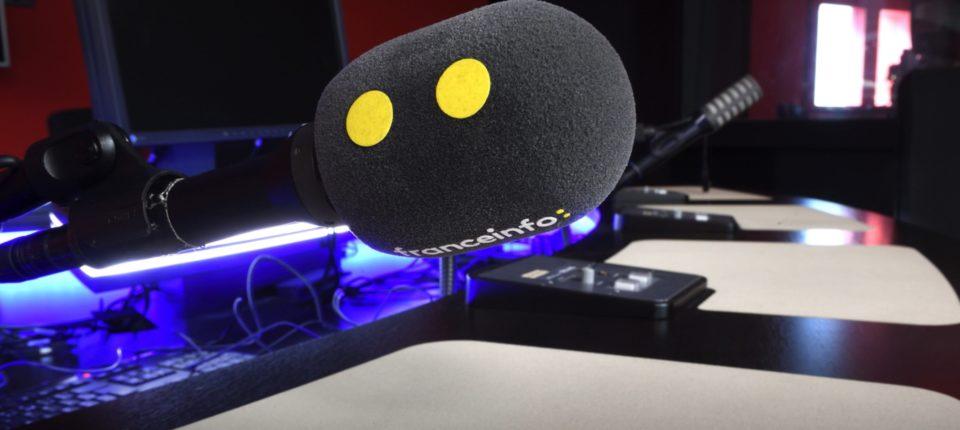 Radio France micro